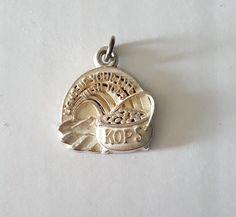 1982 Alaska Tops SRD Charm silver Rainbow | Collectibles, Souvenirs & Travel Memorabilia, United States | eBay!