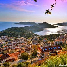 Resort of #Kas in #Antalya #Turkey