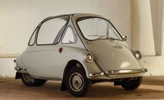 Trojan Cabin Scooter 1958 - RM Auctions 1 by Fine Cars, via Flickr