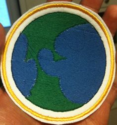 ARK II sew on Patch by AtomicWear on Etsy, $10.00