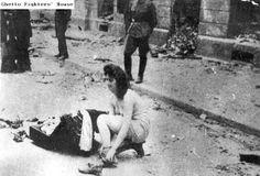 docs de copia de seguridad de Gordi / fotos para antisem-holo-judío cuestiones: Warsow levantamiento del ghetto (que no se ve en el informe de Stroop) y otra places.abuse de las mujeres