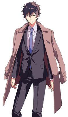 Anime Manga, Anime Guys, Anime Art, Reborn Katekyo Hitman, Hitman Reborn, Reborn Manga, Divas, Anime Boy Sketch, Future Girlfriend