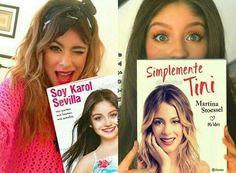 Hehe Tini & Karol ♥♥♥
