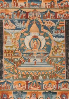 #Buddhism · The Legend of the Great Stupa & The Life Story of the Lotus Born Guru - Two Termas from the Nyingma Tradition — by Padmasambhava & Yeshe Tsogyal