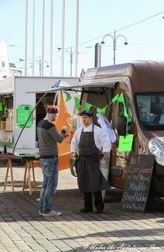 Streat Helsinki 2014 festival - celebration of street food at its best!