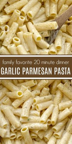 Easy Pasta Recipes, Easy Dinner Recipes, Easy Meals, Cooking Recipes, Healthy Recipes, Recipe Pasta, Dessert Recipes, Recipes With Pasta Noodles, Easy Pasta Dinners