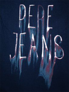 Pepe Jeans Navy Top
