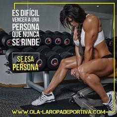 No te rindas nunca, y jamás serás vencida! Ponte a entrenar y luce más guapa con las prendas deportivas de OLA-LA… Pedidos Whatsapp: (+57) 318 8278826 de 9AM a 6PM. https://ola-laropadeportiva.com/ofertas #Fitness #blusas #enterizos #leggiscolombia #Fitnessfreak #Motivacion #bePMF #Crossfit #Fit #TRX #olalaropadeportiva #fitnesslifestyle #ropadeportiva #foreverolala #bodyfit #Fitgirl #workout #GYM #AddictGym #Ligadelajusticia #Wonderwoman #Superman #Activewear #Motivation #Motivaciongym…