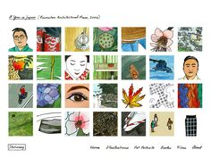 An Illustrated Year in Japan by Kate T. Williamson.
