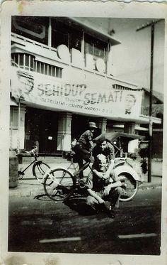 Willy van Bergen, Batavia (Jakarta) 1949-1950 by saskia.vanbergen, via Flickr