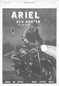 Ariel_1948_Red_Hunter_advert