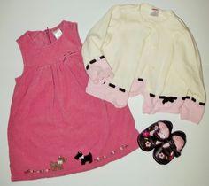 Huge 28pc Lot Baby Girl 18-24 Month Clothing Clothes Shoes - Gymboree Gap +  #Gymboree