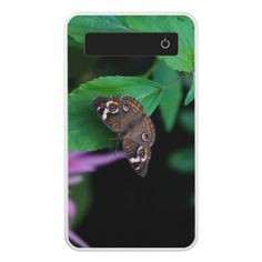 Spotted Butterfly Power Bank - animal gift ideas animals and pets diy customize