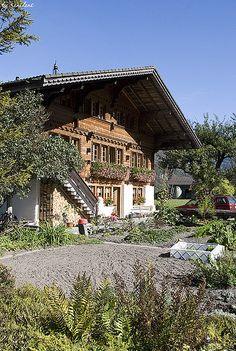 Meiringen, Switzerland Homeland. Need to go again soon!