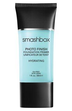 Smashbox 'Photo Finish' Hydrating Foundation Primer | Nordstrom