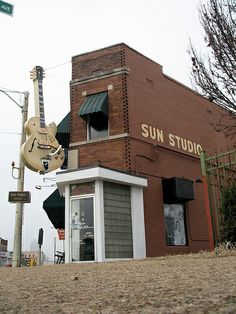 The Great Sun Records Studio | Flickr - Photo Sharing!
