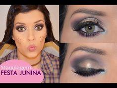 Assista esta dica sobre Maquiagem e cabelo fácil para FESTA JUNINA e muitas outras dicas de maquiagem no nosso vlog Dicas de Maquiagem.