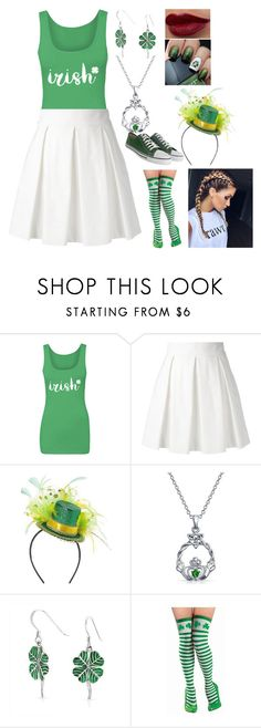 """Zodiac Signs as Holidays: Gemini"" by kiara-fleming ❤ liked on Polyvore featuring Boutique Moschino and Bling Jewelry"