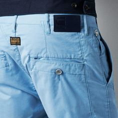Correct Bronson Chino Shorts