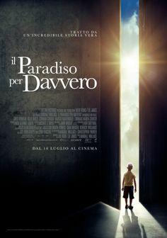Il paradiso per davvero - tratto dall'omonimo best-seller. al #cinema dal 10 luglio 2014    ... #film #trailer