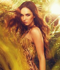 """Megan Fox recently for Avon ( Avon ) new perfume """" instinct """" served as a spokesperson. Brazilian male model tie in with the show together.Megan said in an interview : """" This is a very suitable for sexy women's perfume, it has a kind of primitive desires, wants to free yourself, feel themselves without reservation """"."""