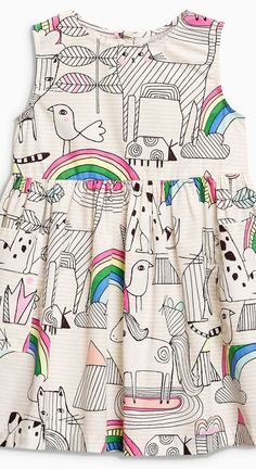 Embroidery ideas for kids clothes children 49 ideas for 2019 Kids Patterns, Print Patterns, Pattern Designs, Textiles, Toddler Fashion, Kids Fashion, Designer Kids Clothes, Kids Prints, Cute Baby Clothes