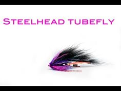 Tie2throw Fly Tying: New Steelhead Tube Fly! - YouTube
