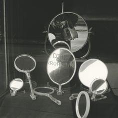 Vivian Maier: Self-portrait.