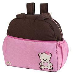 amplias pañaleras para bebe bolsa o back pack baby pink osit