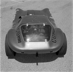 Original Cheetah was a collaborative effort between car builders Bill Thomas and Don Edmunds built around a Chevrolet powerplant. The Fibreglass Trends body was not approved and used by Bill.