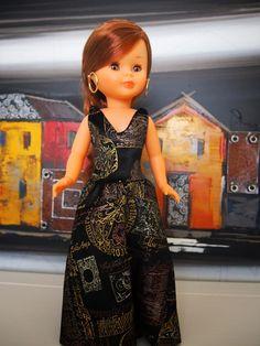 Nancy de Famosa de fiesta Pram Toys, Nancy Doll, Couture, American Girl, Doll Clothes, Summer Dresses, Dolls, Fashion, Templates