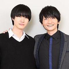 画像に含まれている可能性があるもの:2人 Nobunaga Shimazaki, Sims 4 Mods, Voice Actor, Dory, Actors & Actresses, The Voice, Guys, Twitter, Anime