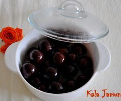 Almost every one loves Gulab Jamun and is the only sweet which suits for all occasions.I have already posted the recipe for dry Gulab jam (coated with fine sugar), Koya Jamun (made of home made Koya) and normal Gulab Jamun(made of milk powder).Here I am sharing the recipe for...Read More »
