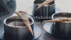 Thermomix ® Jerusalem artichoke soup