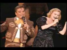 Rocío Dúrcal y Juan Gabriel - Te he escrito otra canción - 1997