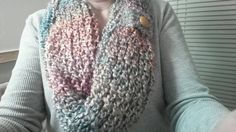 Check out this item in my Etsy shop https://www.etsy.com/listing/219063054/knitted-infinity-scarf