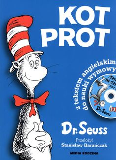 Kot Prot Cat in the Hat Snoopy, Books, Fictional Characters, Arosa, Libros, Book, Fantasy Characters, Book Illustrations, Libri