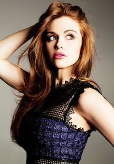 Holland Roden for Mane Addicts
