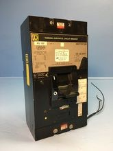 Square D LHP36400 400A Circuit Breaker w/ Shunt 600V LAL LHP-36400 400 Amp dmg (EM1571-1)
