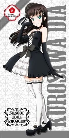 she's strict a bit, but I love her. Beautiful Anime Girl, Anime Love, Anime Art Girl, Manga Girl, Manga Characters, Female Characters, Dia Kurosawa, Mari Ohara, Anime Stars
