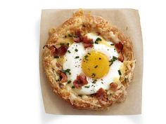 Breakfast in Bread from FoodNetwork.com