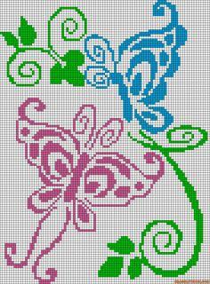 Alpha Pattern #9634 added by bookworm88