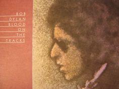 Bob Dylan - Blood On The Tracks LP - 1975 - Columbia PC 33235 - Vintage Vinyl LP Record Album
