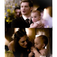 "#TheOriginals 2x14 ""I Love You, Goodbye"" - Hayley, Klaus and Hope"