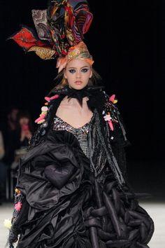 写真46/46|マカロニック(MACARONIC) 2012-13年秋冬 ウィメンズ&メンズコレクション - ファッションプレス Goth, Collection, Style, Fashion, Gothic, Swag, Moda, Fashion Styles, Goth Subculture