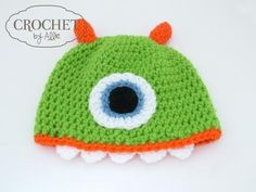 Custom Crochet hats and accessories