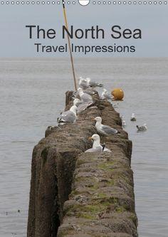 The North Sea / Travel Impressions - CALVENDO