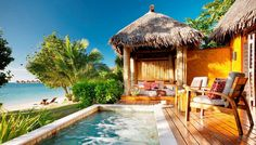 Win a trip for two to Fiji and stay at Likuliku Lagoon Resort. ARV: $12,400. Enter here now!