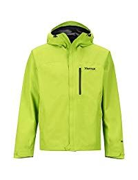 Marmot Men's Minimalist Lightweight Waterproof Rain Jacket, Gore-TEX with Paclite Technology Faux Leather Jackets, Leather Men, Mens Fashion Magazine, Men's Jackets, Rain Wear, Fashion Wear, Hooded Jacket, Coats