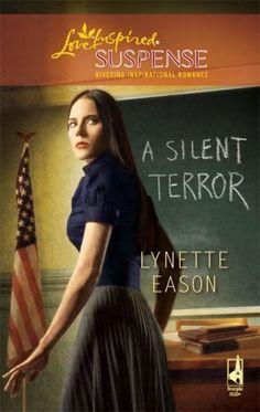 A Silent Terror by Lynette Eason, http://www.amazon.com/dp/B001UFP54U/ref=cm_sw_r_pi_dp_aasVrb0WKVN6J
